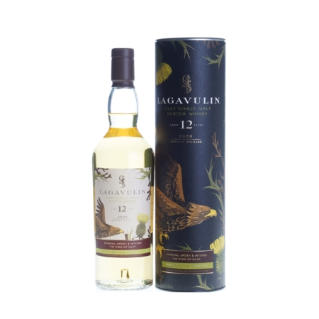 Lagavulin Whisky Special Release 2020 12 Years 70cl 56,4%