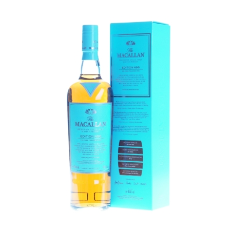 Macallan Whisky Edition No 6 70cl 48,6%