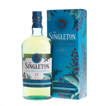 Singleton Whisky Special Release 2020 17 Years 70cl 55,1%