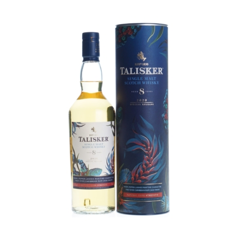 Talisker Whisky Special Release 2020 8 Years 70cl 57,9%