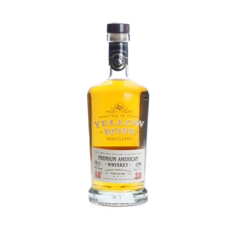 Yellow Rose Whisky Premium American 70cl 40%
