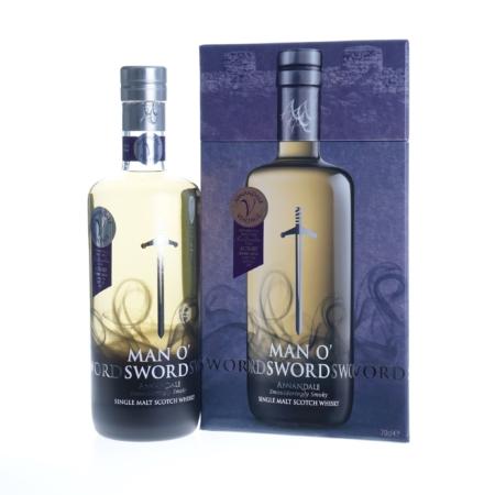 Annadale Whisky Man O'Sword 2014 70cl 61,1%