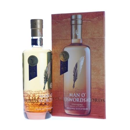 Annandale Whisky Bourbon Cask Rare 2014 70cl 61,5%