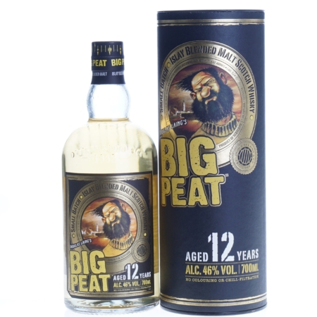 Big Peat Whisky 12 Years 70cl 46%