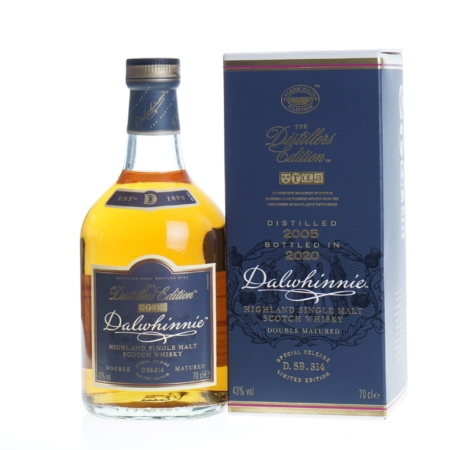 Dalwhinnie Whisky Distillers Edition 2005-2020 70cl 43%