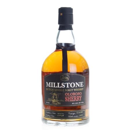 Zuidam Whisky Millstone Oloroso Sherry 70cl 46%