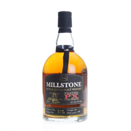 Zuidam Whisky Millstone Peated PX Cask 70cl 46%