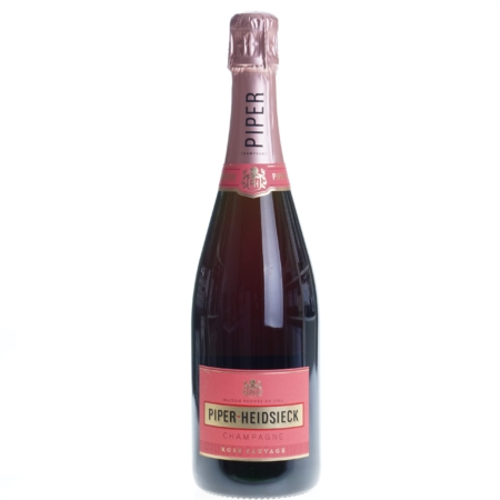 Piper Heidsieck Champagne Rosé Sauvage 75cl