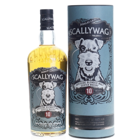 Scallywag Whisky 10 Years Sherry Cask Matured 70cl 46%