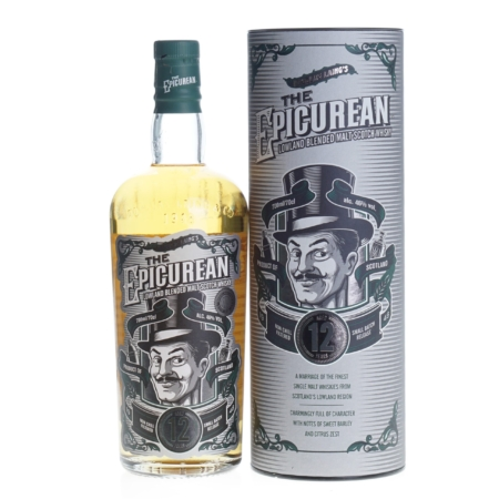 The Epicurean Whisky 12 Years 70cl 46%