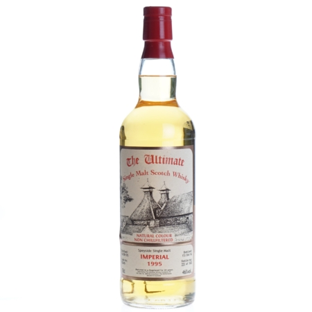 Ultimate Whisky Imperial 1995 20 Years 70cl 46%