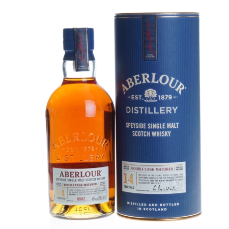 Aberlour Whisky 14 Years Double Cask Batch 0002 70cl 40%