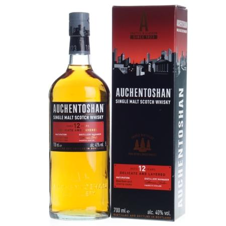 Auchentoshan Whisky 12 Years 70cl 40%