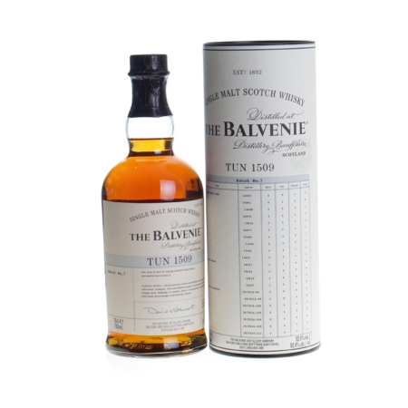 Balvenie Tun 1509 Whisky Batch No.7 70cl 52,4%