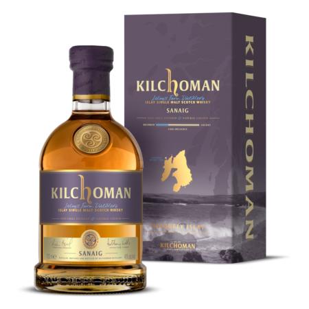 Kilchoman Whisky Sanaig 70cl 46%