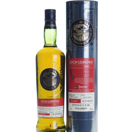 Loch Lomond Whisky Single Cask 2007-2018 70cl 51,5%