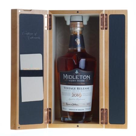 Midleton Whiskt Very Rare Vintage Release 2019 70cl 40%