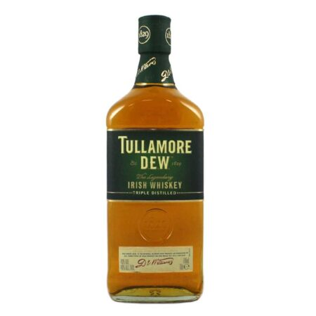 Tullamore Dew Irish Whisky 70cl 40%