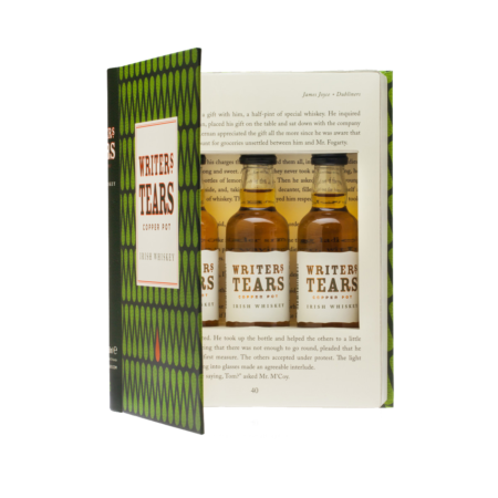Writer's Tears Whisky Minibook 3x50ml