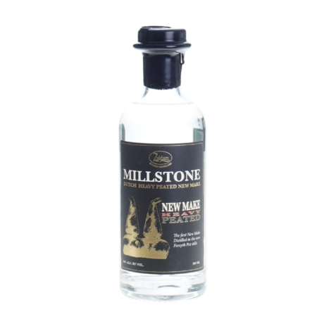 Zuidam Millstone New Make Heavy Peated 50cl 60%