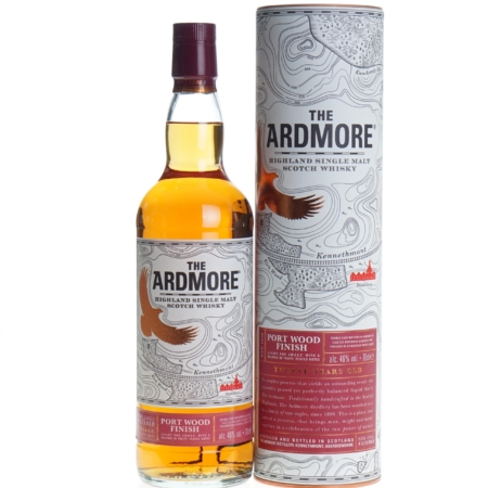 Ardmore Whisky Port Wood Finish 12 Years 70cl 46%