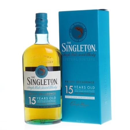Singleton Dufftown Whisky 15 Years Fruity Decadence 70cl 40%