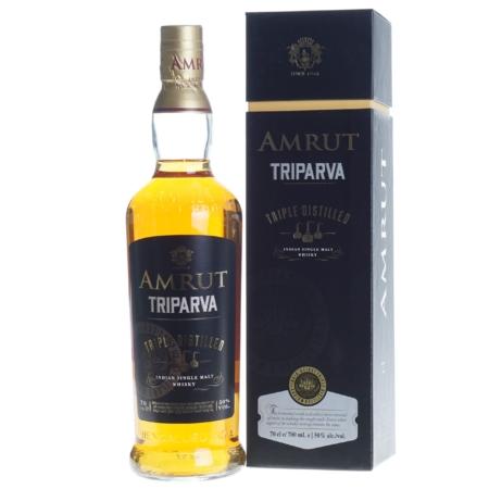 Amrut Indian Single Malt Whisky Triparva 70cl 50%