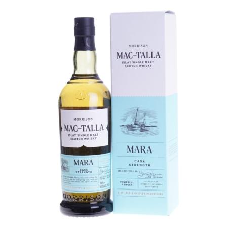Mac-Talla Mara Cask Strenght Whisky 70cl 58,2%