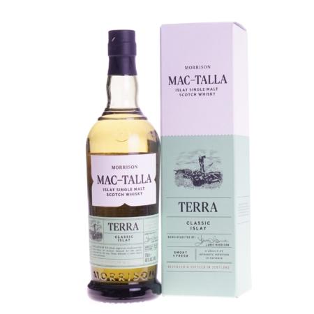 Mac-Talla Terra Classic Islay Whisky 70cl 46%