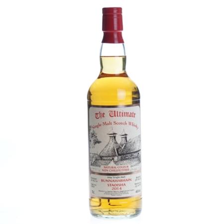 Ultimate Whisky Bunnahabhain Staoisha 2014 5 Years 70cl 46%