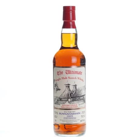 Ultimate Whisky Bunnahabhain Cask Strenght 2009 11 Years 70cl 68,9%