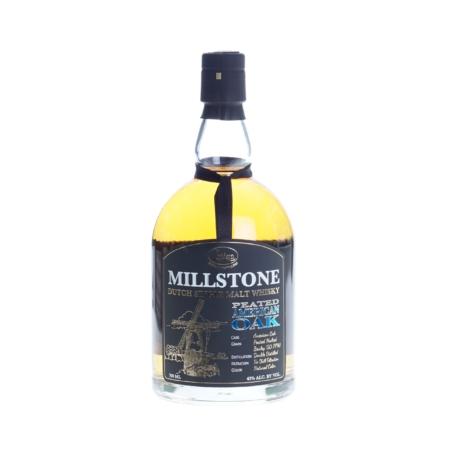 Zuidam Whisky Millstone Peated American Oak 70cl 43%