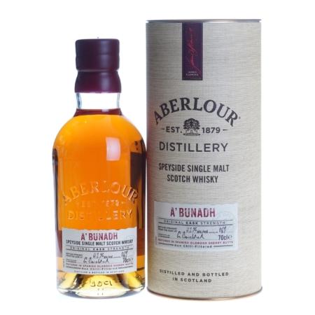 Aberlour Whisky A'Bunadh Cask Strenght Batch 69 70cl 61,2%