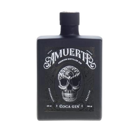 Amuerte Coca Gin Black 70cl
