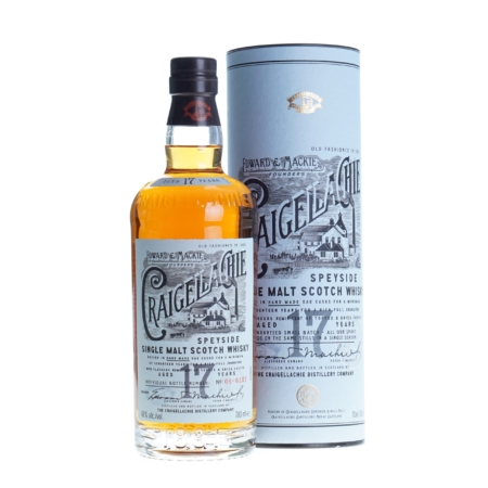 Craigellachie Whisky 17 Years 70cl 46%