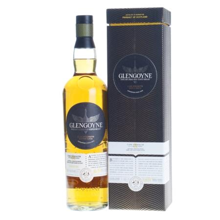 Glengoyne Whisky Cask Strenght batch 8 70cl 59,2%