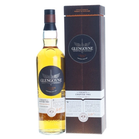 Glengoyne Whisky The Legacy Chapter Two 70cl 48%