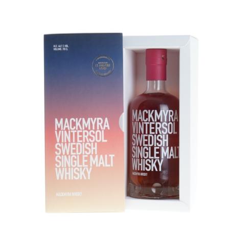 Mackmyra Vintersol Whisky Swedish Malt 70cl 46,1%
