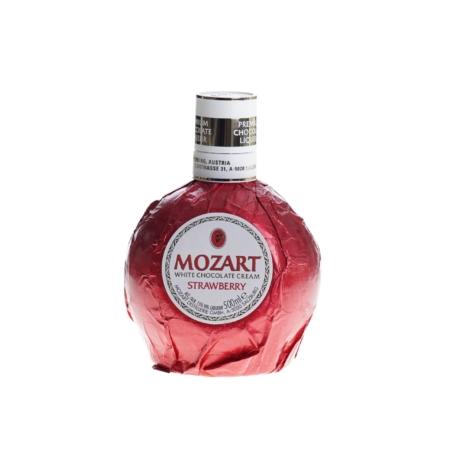 Mozart White Strawberry Likeur 50cl