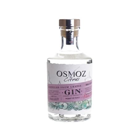 Osmoz Citrus Gin 70cl