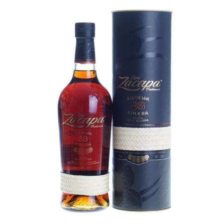 Ron Zacapa Rum Solera 23 Gran Reserva 70cl