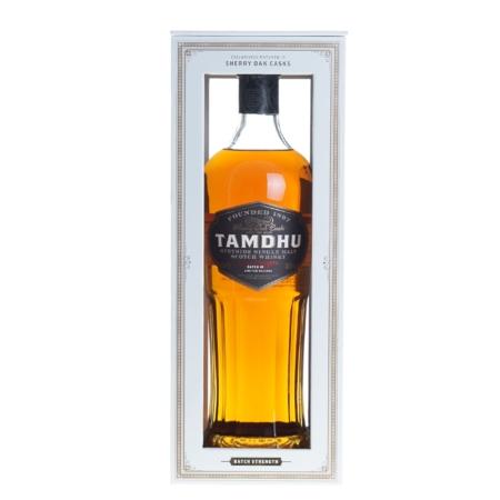 Tamdhu Whisky Cask Strenght Batch 5 70cl 59,8%