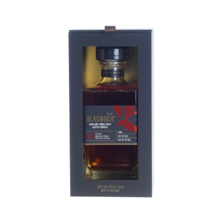 Bladnoch Whisky 14 Years Release 2021 70cl 46,7%