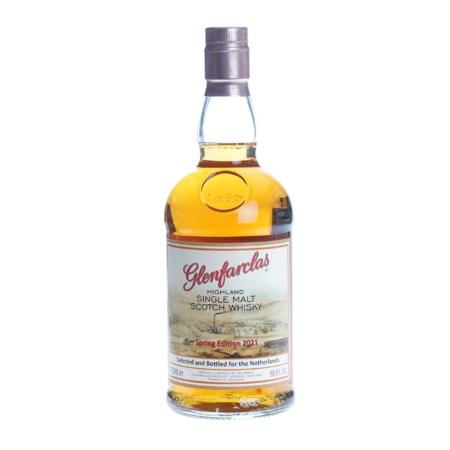 Glenfarclas Whisky Spring Edition 2021 70cl 55%
