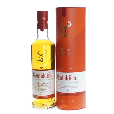 Glenfiddich Whisky 12 Years Our Triple Oak 70cl 40%