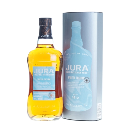 Jura Whisky Winter Edition 70cl 40%