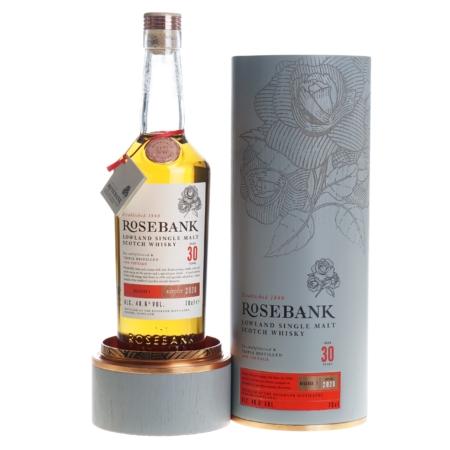 Rosebank Whisky 30 Years 1990 Vintage Release 1 70cl 48,6%