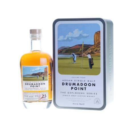 Arran Whisky Drumadoon Point Explorers Series No.4 70cl 49,5%