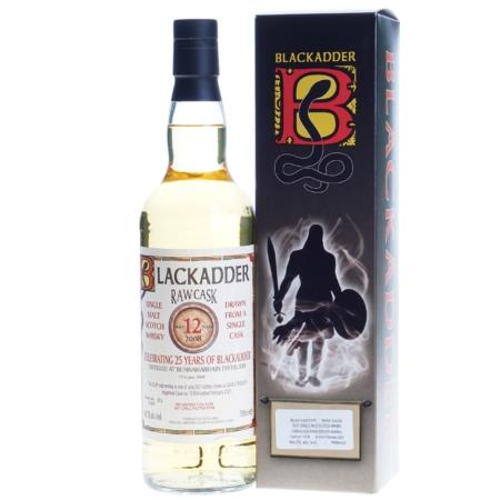 Blackadder Whisky Raw Cask Bunnahabhain 12 Years 2008 70cl 60,2%