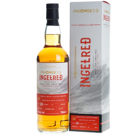 Ingelred Whisky Ben Nevis 10 Years 70cl 60%